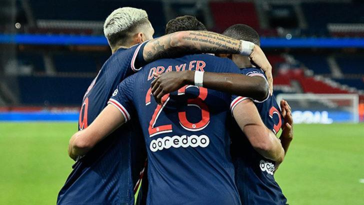 ÖZET | PSG - Lens maç sonucu: 2-1