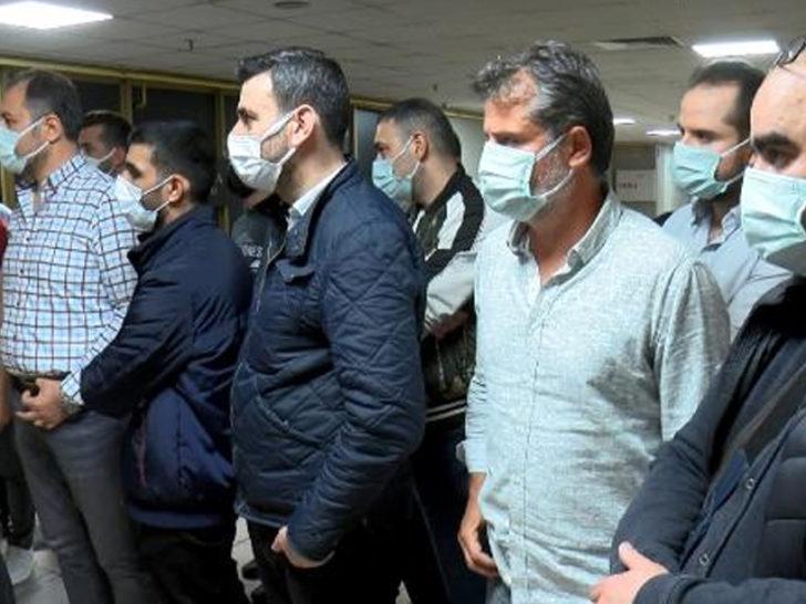 İstanbul'da dudak uçuklatan vurgun: Kaçma hazırlığındayken yakalandılar