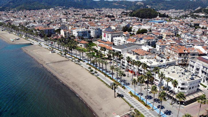 Marmaris'te yazlık fiyatları Avrupa'nın ünlü şehirleriyle yarışıyor