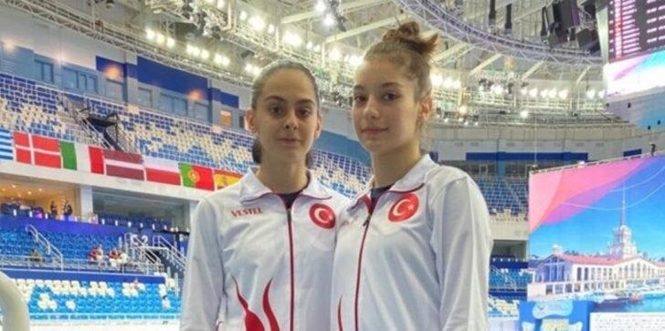 Milli sporcu Elif Çolak'tan tarihi başarı