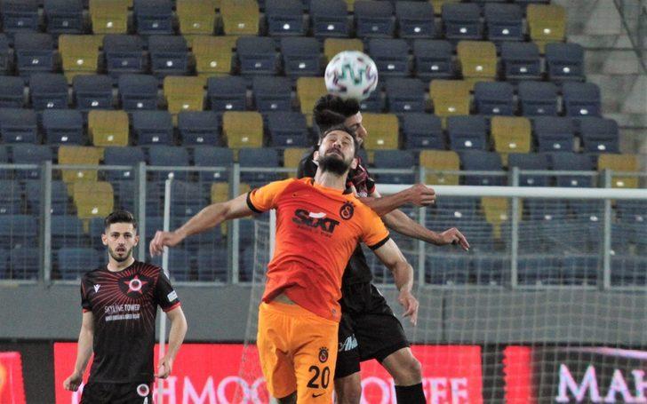 Emre Akbaba gollerine Ankara'da da devam etti