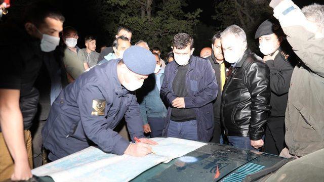 Burdur'da kaybolan otizmli çocuk için arama başlatıldı