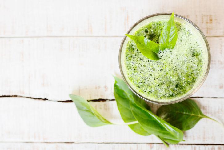 Gitsin Kaloriler: Yağ Yakmaya Yardımcı İçecek Tarifi