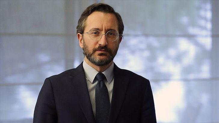 Fahrettin Altun'dan Selahattin Demirtaş'a çok sert tepki