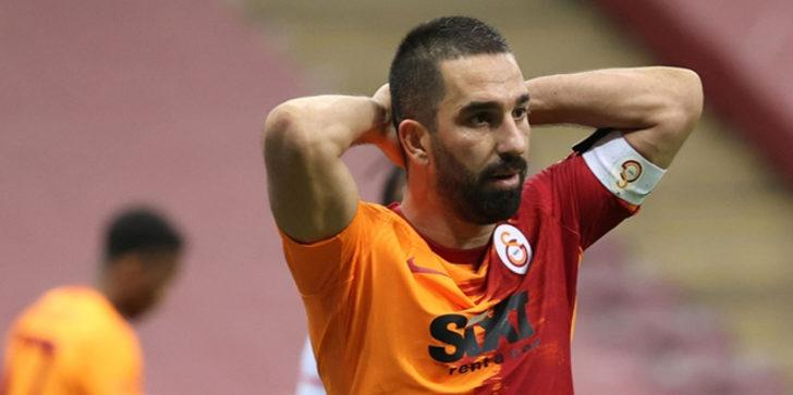 Galatasaray'da Arda Turan şoku