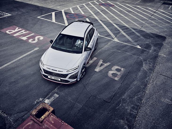 En hızlı Hyundai Kona N karşınızda!