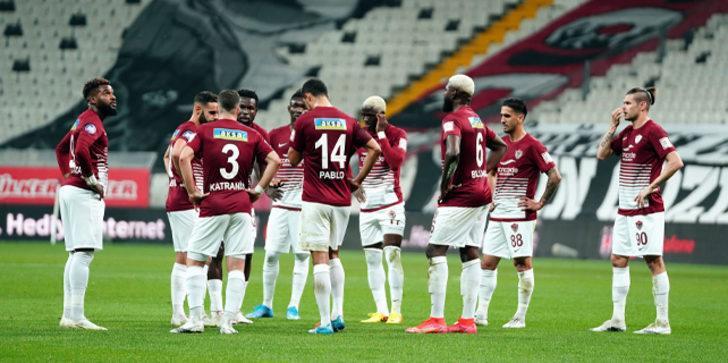 Hatayspor'da korkulan oldu! Beşiktaş maçındaki oyuncularda koronavirüse rastlandı
