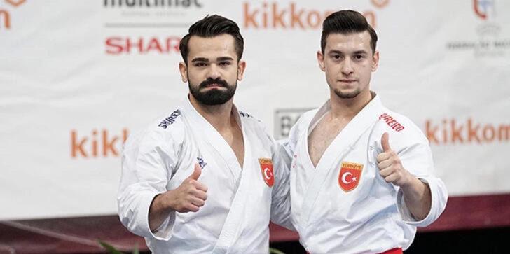 Karate Milli Takımı, Lizbon'da birinci oldu