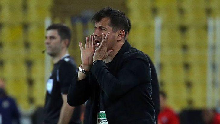 Fenerbahçe'de Emre Belözoğlu'ndan takıma şok tepki! Maç bitmeden soyunma odasına gitti