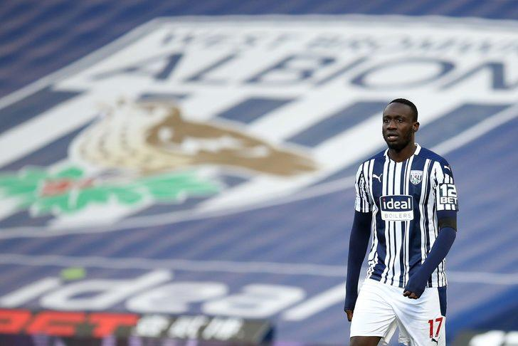 Mbaye Diagne'nin golü West Bromwich Albion'a yetmedi