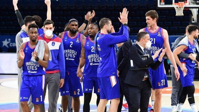 EuroLeague'de kader zamanı