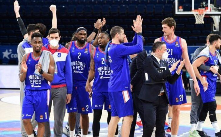 EuroLeague'de kader zamanı: Anadolu Efes - Real Madrid