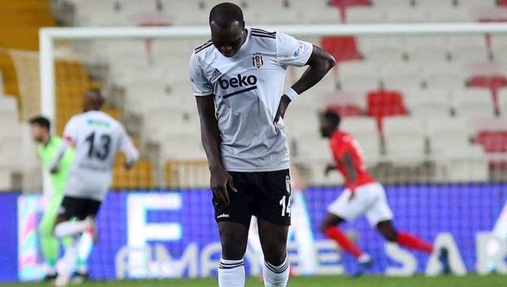 İşte Beşiktaş'ta Aboubakar'ın sakatlığında son durum!