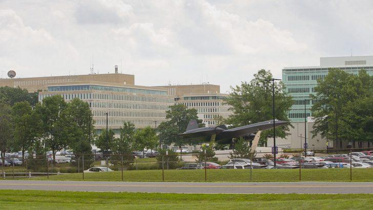 CIA merkezine girmeye çalışan şüpheli etkisiz hale getirildi