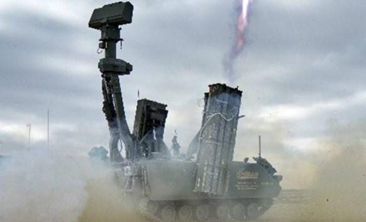 MSB paylaştı: HİSAR-A füzesi, hedef uçağı başarıyla vurdu