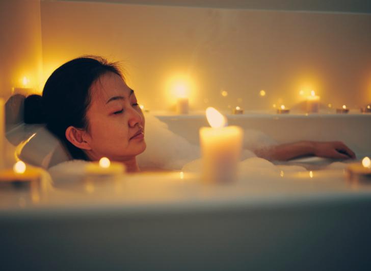 Japonya'da yaygın olan gelenek! Geceleri banyo yapmayı tercih ediyorlar