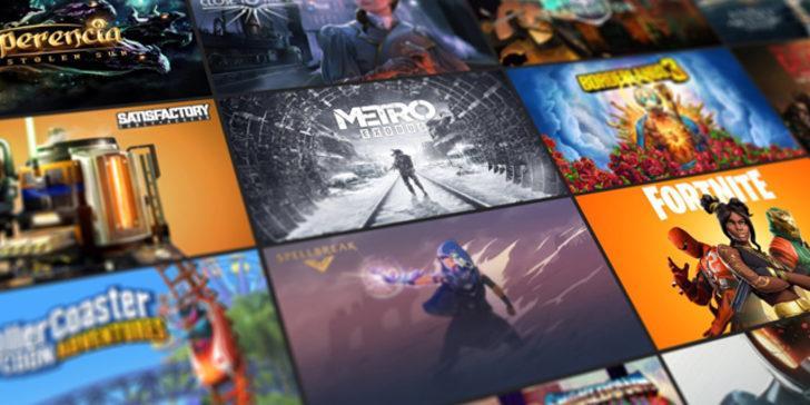 Epic Games, ücretsiz oyunlar için geliştiricilere milyarlarca dolar ödemiş!