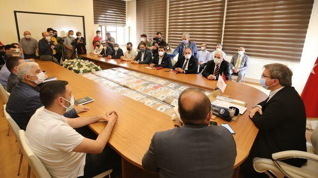 Aksaray'da tam kapanma sürecinde üreticilerin elinde kalan mallar zincir marketlerde satılacak