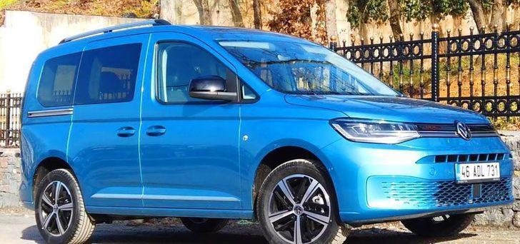 Yeni Volkswagen Caddy alınır mı?