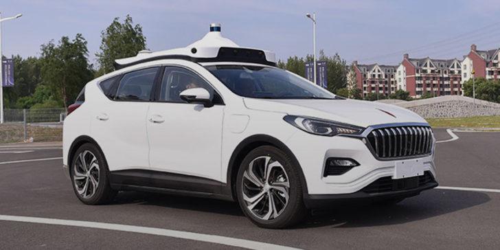 """Baidu sürücüsüz """"Robotaxi"""" hizmetini başlattı"""