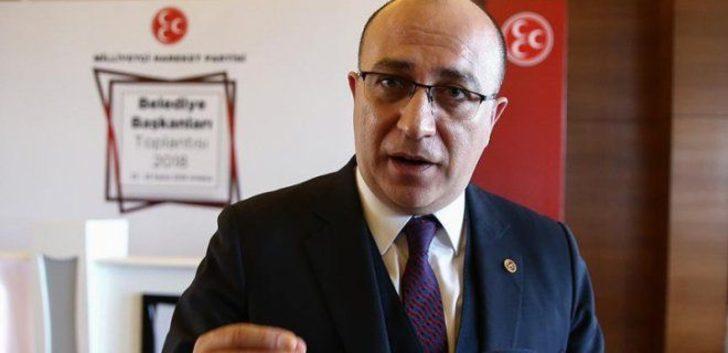 MHP'li İzzet Ulvi Yönter'den Ebru Baki'ye çok sert tepki