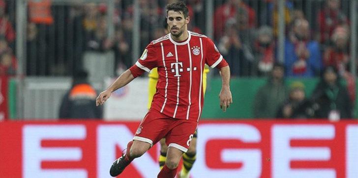 İspanyol futbolcu Javi Martinez 9 yıl sonra Bayern Münih'ten ayrılıyor