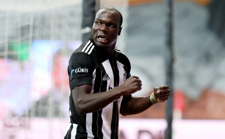 Fenerbahçe'den Beşiktaş'ın golcüsü Vincent Aboubakar'a teklif!