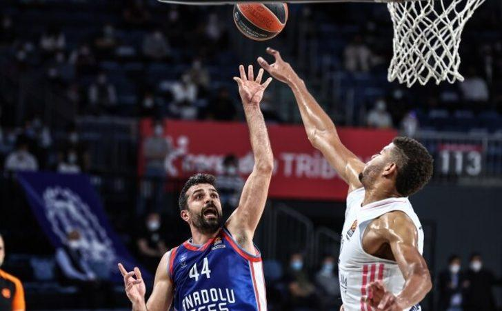 Anadolu Efes, Final Four'da!