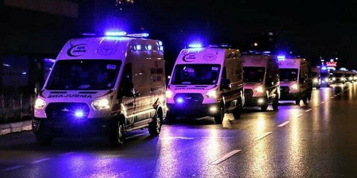 Osmaniye'de tarım işçilerini taşıyan minibüs takla attı: 16 yaralı