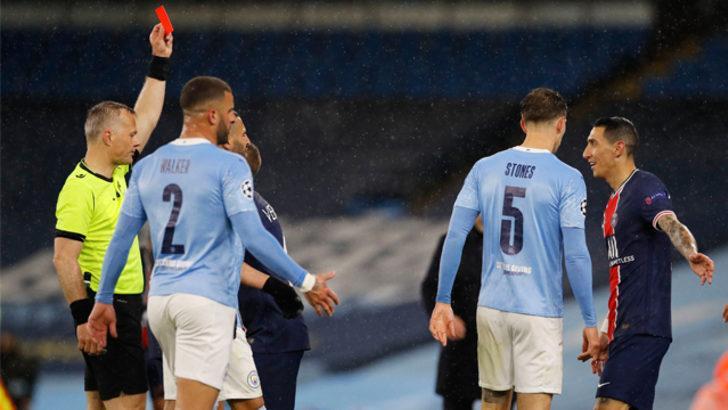 ÖZET | Manchester City- PSG maç sonucu: 2-0