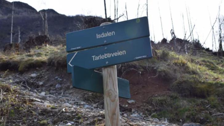 Norveç'in Isdale Vadisi'nde bulunan yanan kadın cesedinin gizemi 51 yıldır çözülemiyor
