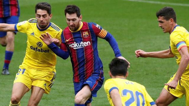 Messi'ye soruşturma!
