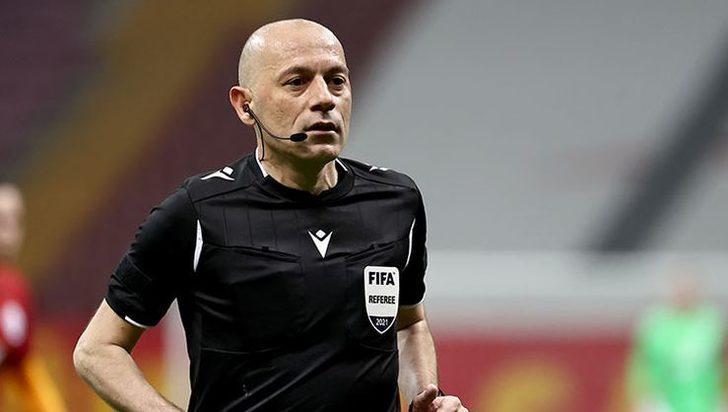 Cüneyt Çakır Türkiye A Milli Takım maçına atanabilir