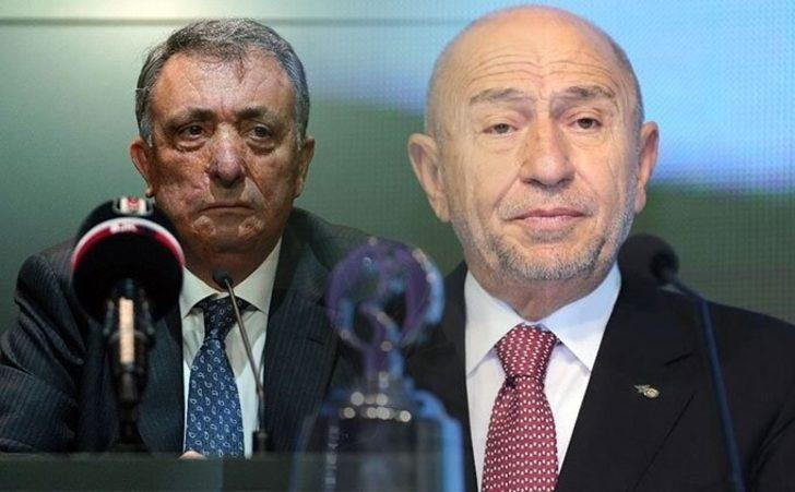 Nihat Özdemir ve Ahmet Nur Çebi'nin açıklamaları