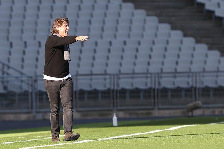 Sa Pinto: Sezon sonunda takımdan ayrılıyorum