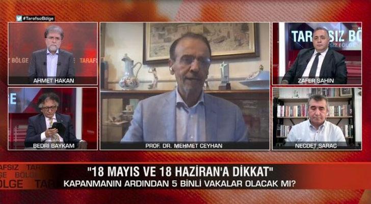 Mehmet Ceyhan canlı yayında dikkat çeken açıklamalar: 18 Mayıs ve 18 Haziran'a dikkat