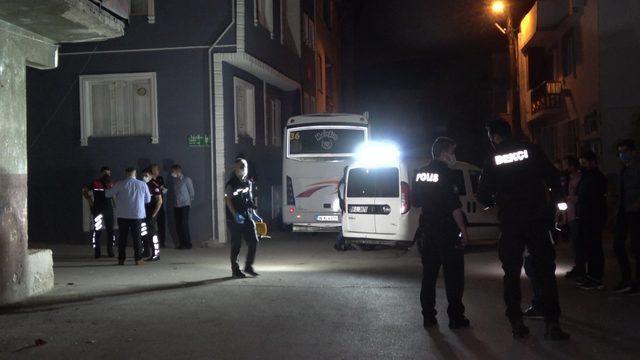 Polis ekibine silahlı saldırı! Şehirde alarma geçildi