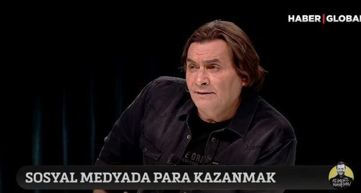 """Armağan Çağlayan! """"14 milyon abonenin yüzde 1'i bile Enes Batur'u merak etmez mi?"""""""