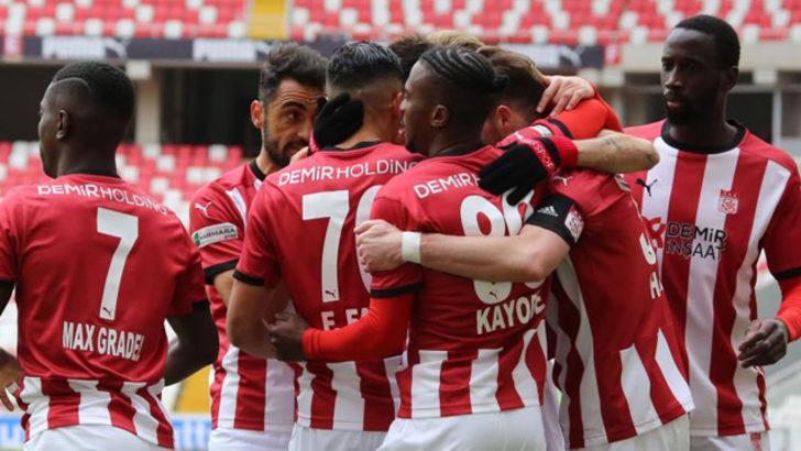 Sivasspor Avrupa potasına girdi