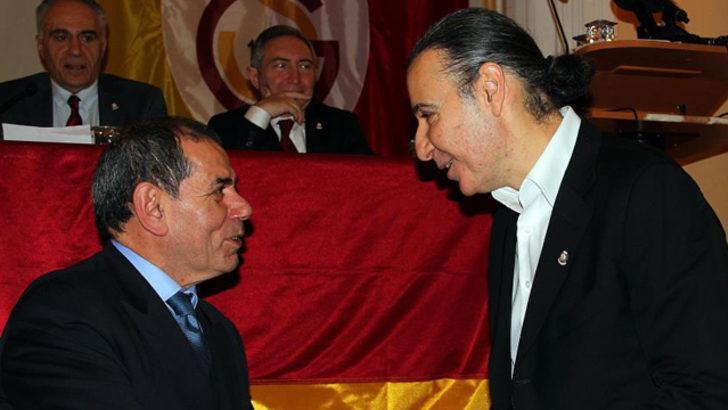 Galatasaraylı eski yöneticiden Fenerbahçe'ye gönderme