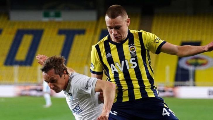 Fenerbahçeli Szalai'ye milli takım daveti