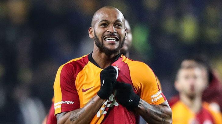 Galatasaray'a Marcao piyangosu! 15 milyon euro