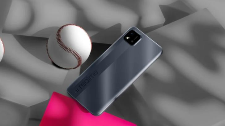 Realme'den yeni telefon geliyor!