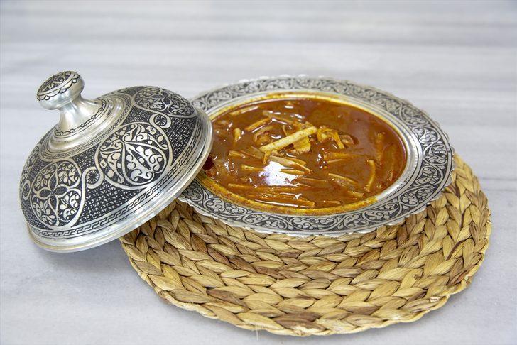 Diyarbakır'ın geleneksel tarifi 'meftune' değişik lezzetleriyle damakları şenlendiriyor
