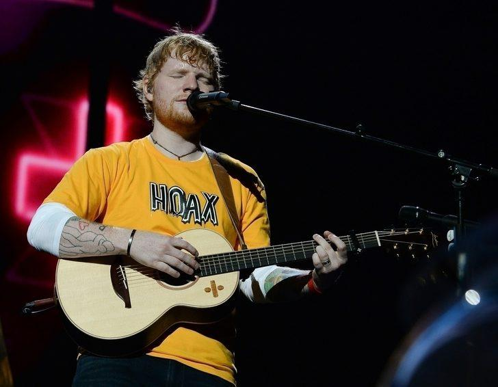 Ed Sheeran Ipswich Town'a sponsor olacak