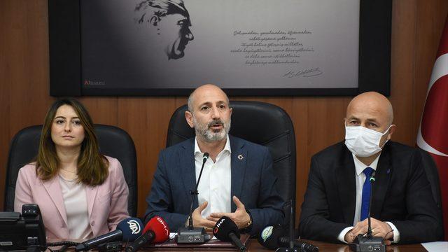 CHP Genel Başkan Yardımcısı Öztunç, Amasra'da konuştu: