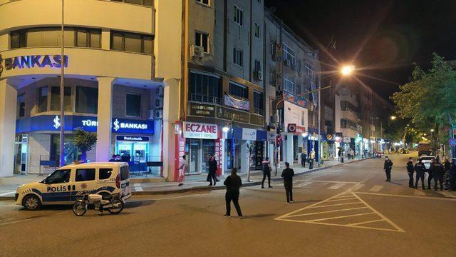 Adıyaman'da banka şubelerine zarar veren şüpheli gözaltına alındı