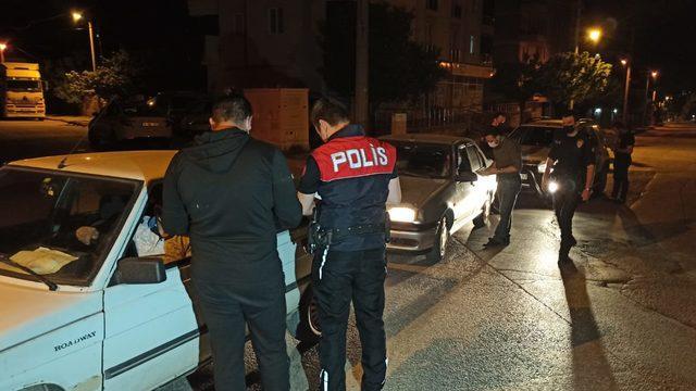 Kırıkkale'de 'şok denetim' uygulamasında 51 kişiye 198 bin 450 TL ceza