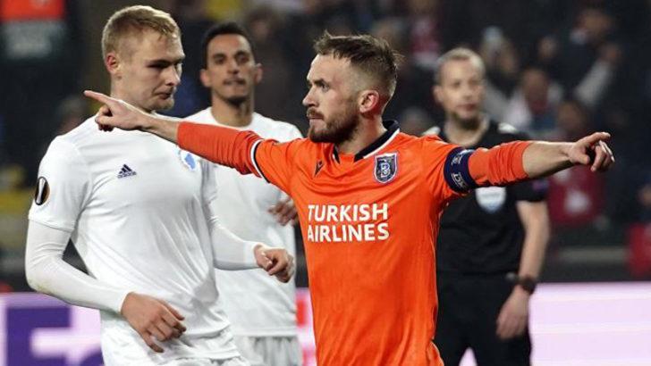 Edin Visca Trabzonspor ile mutlu sona yakın