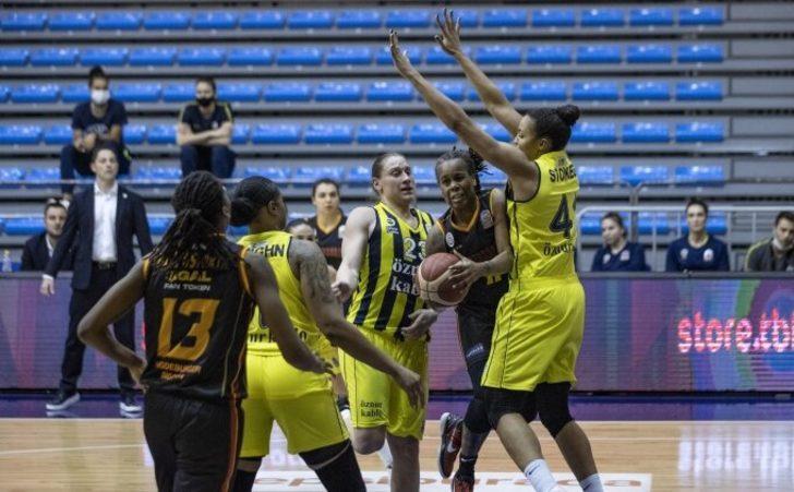 Fenerbahçe derbide kazandı! Şampiyonluğa 1 adım uzakta